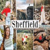 پریست لایتروم Sheffield Pro