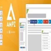افزونه AMPZ برای جوملا
