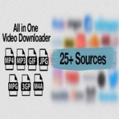 اسکریپت All in One Video Downloader