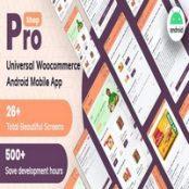 اپلیکیشن چندمنظوره ووکامرس ProShop برای اندروید