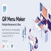 اسکریپت QR Menu Maker