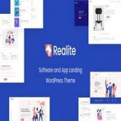 قالب Realite برای وردپرس