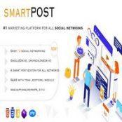 ابزار مارکتینگ اجتماعی Smart Post