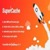 دانلود SuperCache Module for Foodomaa