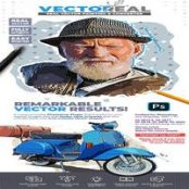 پلاگین Vectoreal برای فتوشاپ