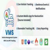 اسکریپت VMS – مدیریت خودرو و ردیابی با GPS