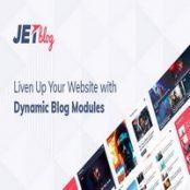 افزونه JetBlog For Elementor
