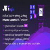 افزونه JetEngine برای صفحه ساز المنتور