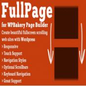 افزونه FullPage برای دابلیو پی بیکری پیج بیلدر