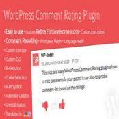 افزونه وردپرس Comment Rating WordPress Comment Rating Plugin