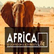 لایت روم فوتوشاپ ۲۰ Africa Life LightroomACR Preset