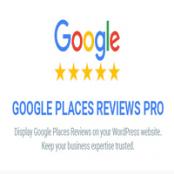 افزونه وردپرسی Google Places Reviews Pro