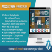 افزونه وردپرس شبکه اجتماعی WordPress Social Board