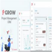 اسکریپت مدیریت پروژه Grow