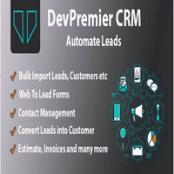 اسکریپت DevPremier CRM