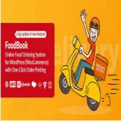 افزونه FoodBook برای وردپرس