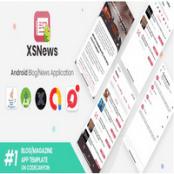 اپلیکیشن وبلاگی و خبری XSNews