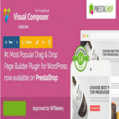 دانلود Visual Composer: Page Builder for Prestashop