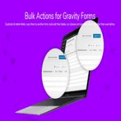 افزونه Bulk Actions Pro برای گرویتی فرمز
