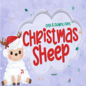 فونت انگلیسی Christmas Sheep