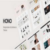 قالب فروشگاهی Hono برای وردپرس