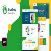 قالب Brushup برای وردپرس