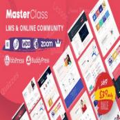 قالب MasterClass راستچین برای وردپرس