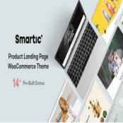 قالب Smartic برای وردپرس
