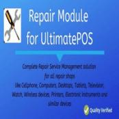 ماژول Advance Repair برای UltimatePOS