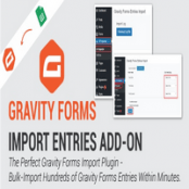 افزونه Gravity Forms Import Entries
