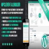 افزونه WP Clever FAQ Builder
