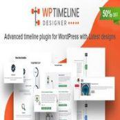 افزونه وردپرسی WP Timeline Designer Pro