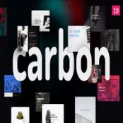 قالب وردپرسی چند منظوره Carbon