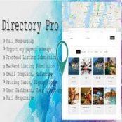 افزونه Directory Pro برای وردپرس