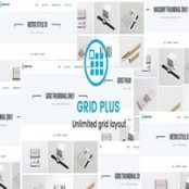 افزونه Grid Plus برای وردپرس