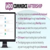 افزونه WooCommerce AfterShip برای وردپرس