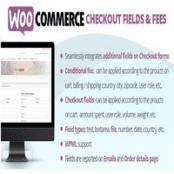 افزونه WooCommerce Checkout Fields & Fees