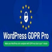 افزونه WordPress GDPR + CCPA + DPA Compliance 2020