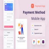 طرح اپلیکیشن پرداخت موبایلی Payment