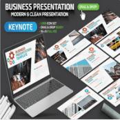 قالب آماده پاورپوینت،کی نوت Business Keynote Presentation