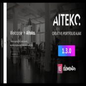 قالب Aiteko برای وردپرس