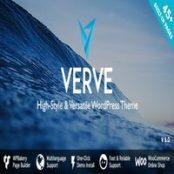 قالب Verve برای وردپرس