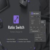 کیت تغییر فرمت Ratio Switch