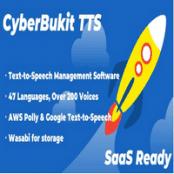 اسکریپت متن به گفتار CyberBukit TTS