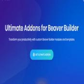 افزونه وردپرسی Ultimate Addons for Beaver Builder