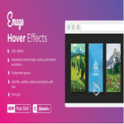 افزونه Emage – Image Hover Effects for Elementor