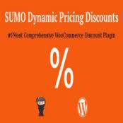 افزونه SUMO WooCommerce Dynamic Pricing Discounts