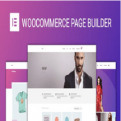 افزونه WooCommerce Page Builder For Elementor