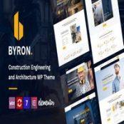 قالب Byron برای وردپرس