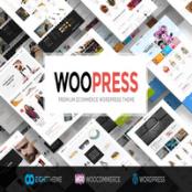 قالب راستچین WooPress برای وردپرس